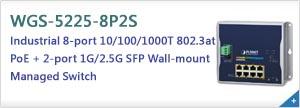 WGS-5225-8P2S