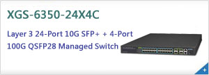 XGS-6350-24X4C