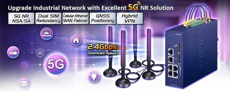 PLANET Product News: ICG-2515-NR